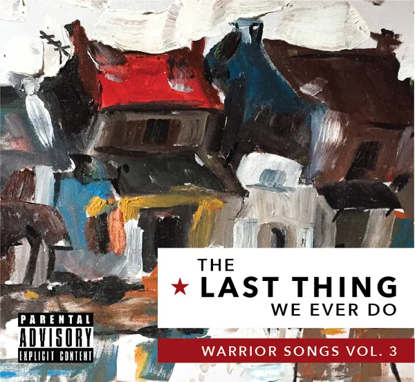 the last thing we ever do album cover